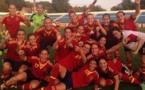 La joie espagnole qualifiée directement pour le Mondial, une première !