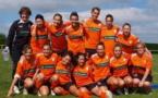 L'équipe féminine de l'ES Haut Forez (crédit : site internet du club)