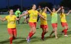 Albi a fêté sa première victoire face à un autre promu Metz le 30 août dernier (photo club)