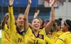 Les Colombiennes seront au Canada l'été prochain (photo CONMEBOL)