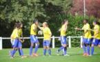 Huit joueuses ont déjà marqué en trois journées pour la VGA St Maur (photo Marceau Carré)