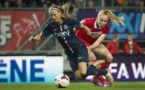 Les Parisiennes ont trouvé du répondant face à Twente (photo FC Twente)