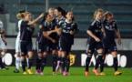 Les Lyonnaises ont rapidement pris les devants grâce à Louisa Necib (photo GdB)