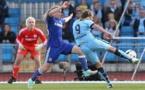 Chelsea chute, avec ici le but de Toni Duggan, et le championnat bascule lors du dernier acte !