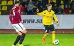 Petrunova et ses partenaires de Gintra créent la première surprise des seizièmes (photo UEFA)