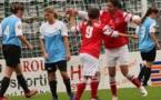 Les Rouennaises montent doucement au classement du groupe B (photo Fred Rouen)