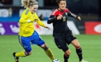 Amical - SUEDE - ALLEMAGNE : 1-2