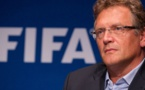 Jérôme Valcke, Secrétaire Général de la FIFA (photo FIFA)