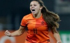 Lieke Martens a montré la voie (photo KNVB)