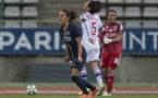 Alushi, meilleure joueuse du match, a permis au PSG de garder l'espoir (photo E Baledent/LMP)
