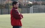 Maxime Clain, entraîneur du CS Nivolas Vermelle