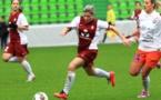 """Metz joue un autre """"gros"""" avec un déplacement à Juvisy après le nul contre Montpellier (photo FCM)"""