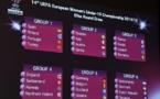 Euro U19 - Tirage du tour élite : la FRANCE avec RUSSIE, ISLANDE et ROUMANIE
