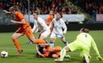 Coupe du Monde 2015 (Barrages Europe) - L'ITALIE obtient le nul aux PAYS-BAS (1-1)
