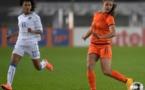 Lieke Martens et les Pays-Bas qualifiés devant l'Italie de Sara Gama (photo FIFA)