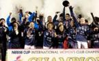 Nestlé Cup - SAO JOSE remporte le tournoi international
