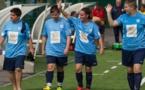 Les filles du Cahors FC en route pour la ligue ? (crédit : Facebook du club)