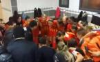 Coupe de France - PERPIGNAN BAS VERNET élimine MONTEUX (2-1)