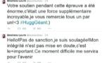 Laure Boulleau a tweeté ce mercredi la décision de la FFF