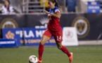 Quadruplé pour Christen Press (photo US Soccer)
