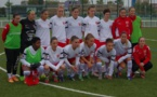 Nîmes MG pensait avoir fait le plus dur en revenant en fin de match (Photo : Club)