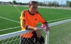 Alison Faugier, gardienne de l'AS Véore-Montoison
