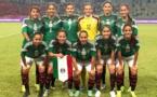 Le onze mexicain aligné ce dimanche (photo FMF)