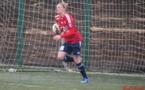 Ludivine Bultel reste à sept buts cette saison (photo Yoel bardy/ASSE féminines)