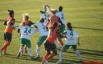 Montpellier s'est imposé un à zéro face à Saint-Etienne (photo ASSE féminines)
