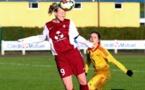Megan Lindsay avait ouvert le score pour le FC Metz (photo asaf.footeo.com)