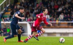 Dur challenge pour Issy face au PSG (photo A Nelson Sindfoul)
