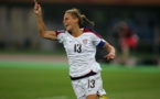 Kristine Lilly détient le record de sélections (photo US Soccer)