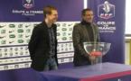 Coupe de France - MONTPELLIER - JUVISY et LYON - GUINGAMP en quarts