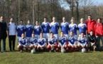 L'équipe universitaire mercredi dernier avant de rencontrer l'équipe de France B (photos S Duret)