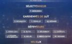 Bleues - La liste pour l'ALGARVE CUP