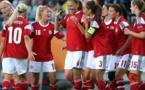 Algarve Cup - La liste DANOISE