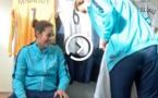 Bleues - Les premiers pas d'Emmeline MAINGUY en A (FFF TV)
