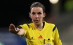 Stéphanie Frappart sera le fer de lance de l'arbitrage français (photo FIFA)