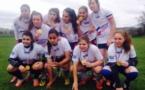 Les Toulousaines championnes de France