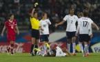 Wendie Renard et les Bleues ont vécu un match engagé (photo Gilles Laurent/LMP)