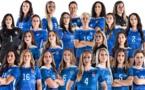 Les vingt-trois Américaines (montage US Soccer)