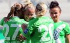 Wolfsburg s'est imposé 10-0 ce mercredi face à Herforder (photo VfL)