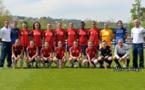Amical - OL. LYONNAIS U19 - FRANCE MILITAIRES : 3-0