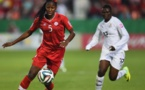 La défenseure canadienne Kadeisha Buchanan intéresse l'OL (photo Canadasoccer)
