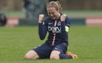 Sabrina Delannoy célèbre la qualification (photo Eric Baledent/LMP)