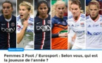 D1 - Femmes 2 Foot propose d'élire la meilleure joueuse de la saison