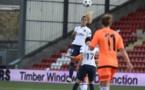 Kheira Hamraoui écope de trois matchs (photo PSG)