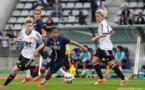Shirley Cruz et le PSG avec Frankfurt dans la tête (photo Giovani Pablo)