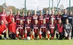 En course pour la montée en D2, qualifiées pour les demi-finales de la coupe régionale... Les filles de Boulogne Saint-Leonard vivent une fin de saison palpitante (crédit : site du club)