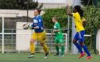 Marlyse Ngo Ndoumbouk finit à 43 unités (photo A Nelson Sindfoul)